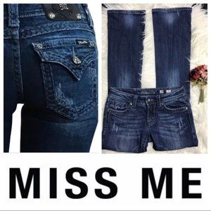 Miss Me JP55014-18 Boot Jeans